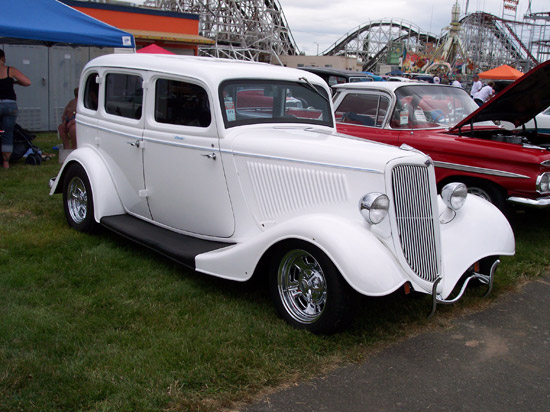 Dave & Wanda Carlsons Car